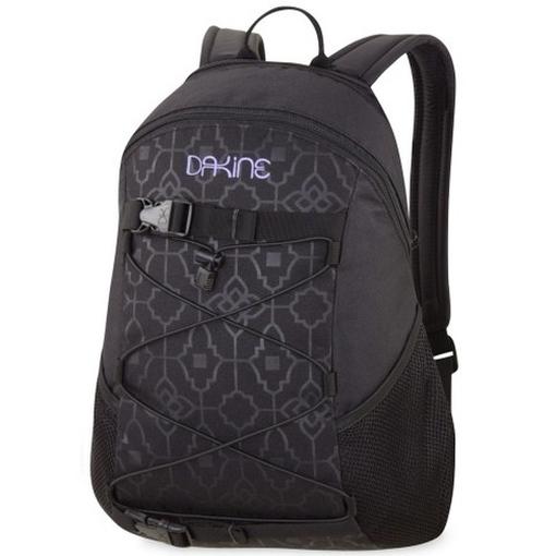 dakine womens wonder schwarz 8210043 daypack rucksack. Black Bedroom Furniture Sets. Home Design Ideas