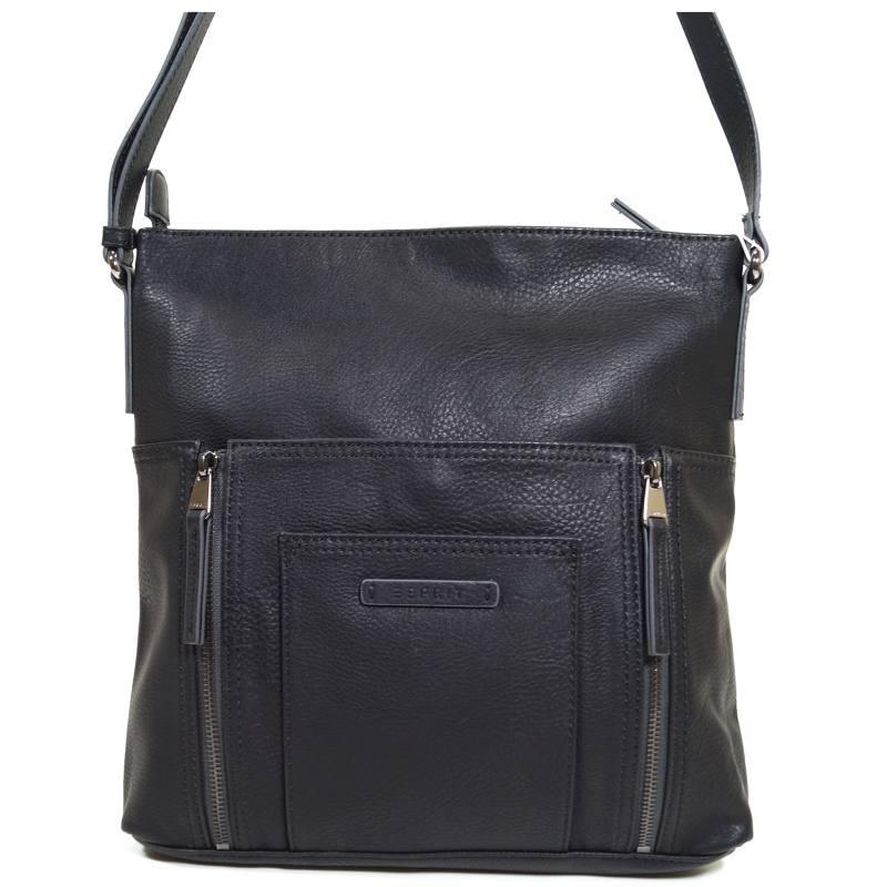 esprit handtasche schwarz bestseller shop f r kinderwagen reisegep ck schulranzen. Black Bedroom Furniture Sets. Home Design Ideas
