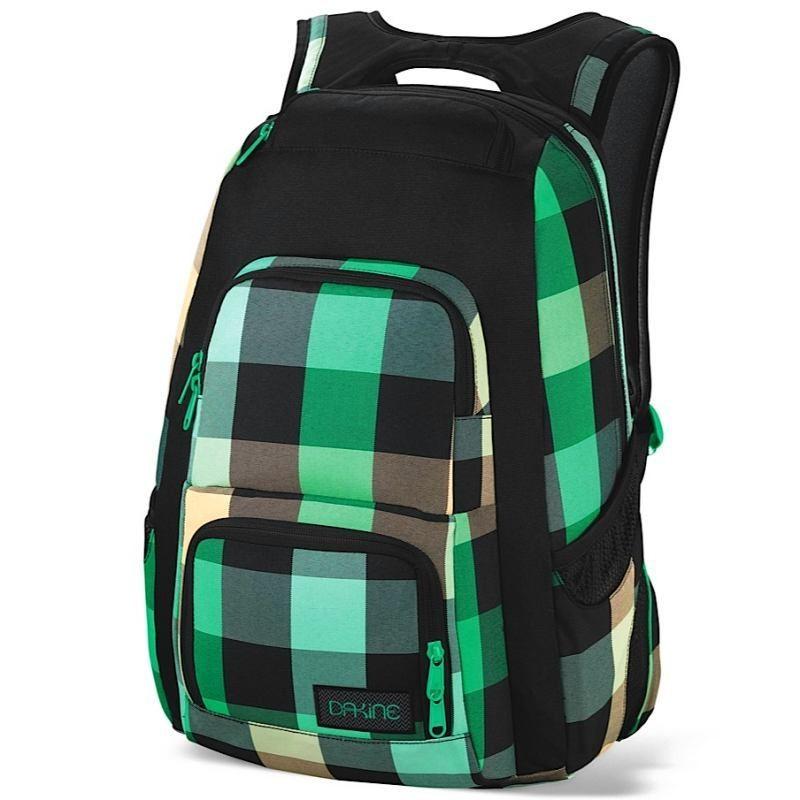 dakine jewel gr n gelb schwarz 8210010 3656 rucksack. Black Bedroom Furniture Sets. Home Design Ideas