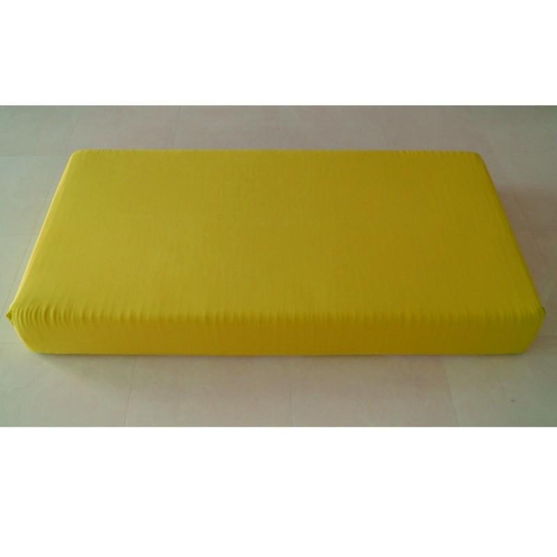 jersey spannbettlaken gelb 90 cm x 200 cm 100 cm x 200 cm kaufen bei. Black Bedroom Furniture Sets. Home Design Ideas