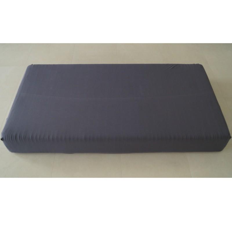 jersey spannbettlaken anthrazit 120 cm x 200 cm 130 cm x 200 cm kaufen bei. Black Bedroom Furniture Sets. Home Design Ideas