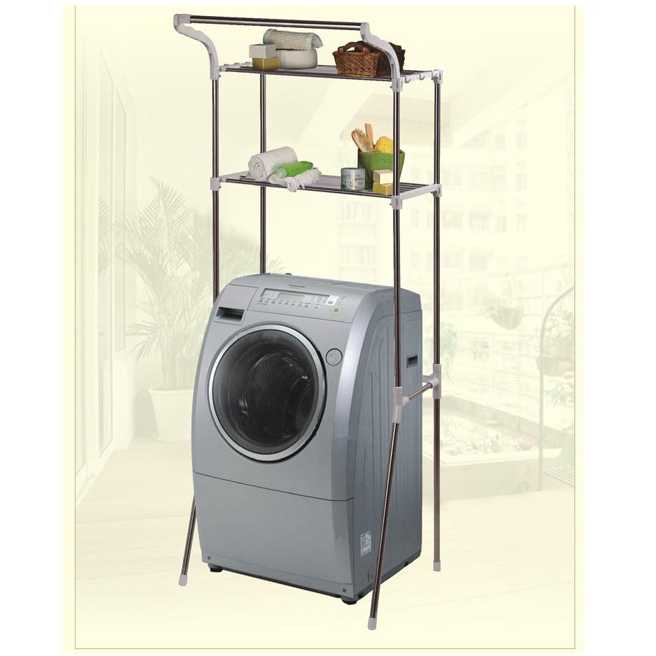 bad eckregal grau dq 5021 3 waschmaschinenregal teleskop bad regal ebay. Black Bedroom Furniture Sets. Home Design Ideas