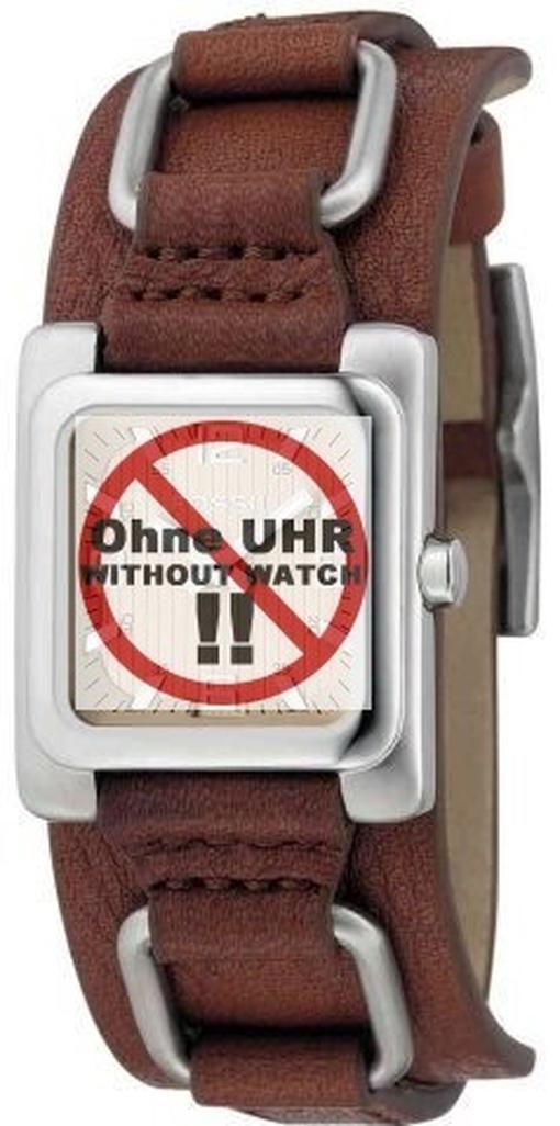 Uhrband LB-JR9798 Original Lederband JR 9798