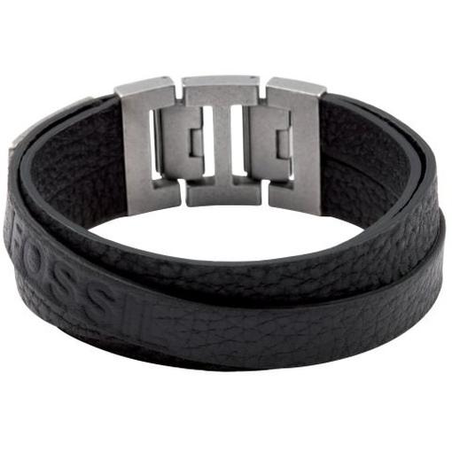 fossil jf84818 herren armband jf 84818 leder uhren. Black Bedroom Furniture Sets. Home Design Ideas
