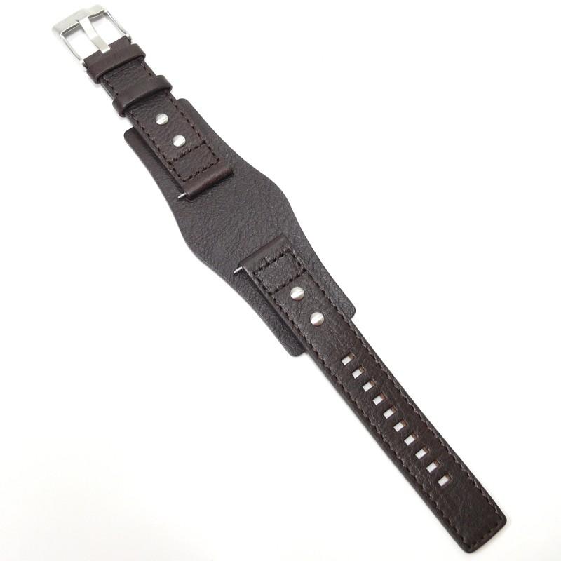Uhrband LB-JR1068 Original JR 1068 Lederband 20 mm