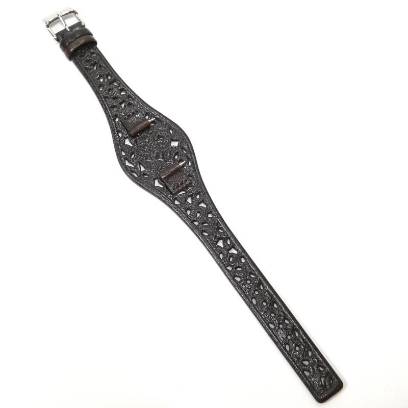 Uhrband LB-JR1258 Original JR 1258 Lederband 10 mm