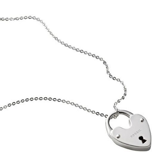 JA4967 Damen Collier Herz 925 Sterling Silber 45 cm