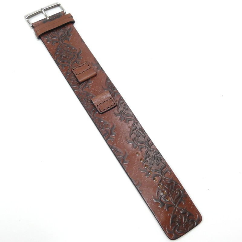 Uhrband LB-JR1008 Original Lederband JR 1008
