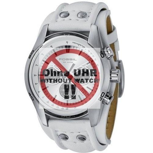 Uhrband LB-CH2592 Original Lederband CH 2592